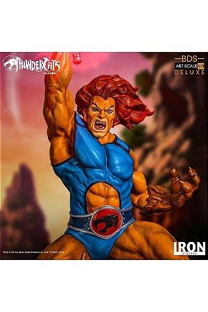 Lion-O & Snarf - Thundercats - Bds Art Scale 1/10 - Iron Studios