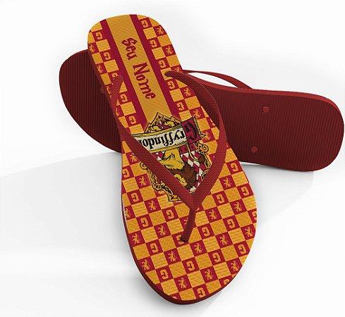 Chinelo casas de Hogwarts