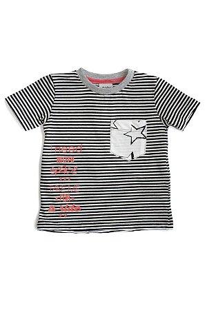 Camiseta Bebê Manga Curta