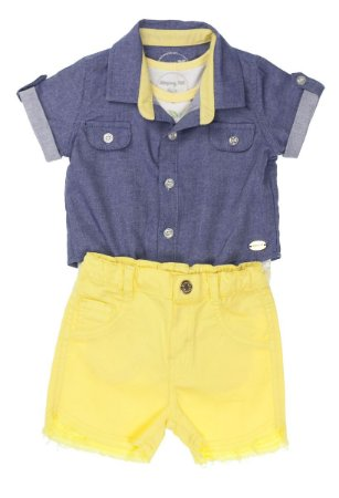 Conjunto Yellow Summer