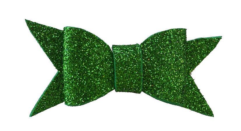 Laço Gravatinha Verde