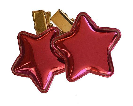 Presilha Estrela Pink