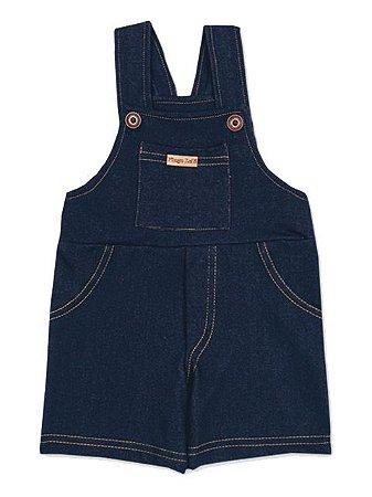 Jardineira Cotton Jeans