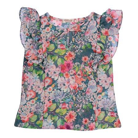 Blusa Valentina Floral