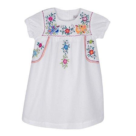 Vestido Giovanna Branco