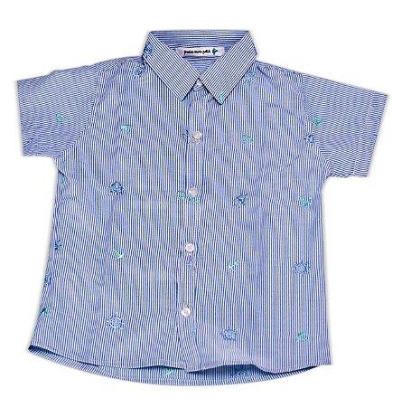 Camisa Listra Bordado