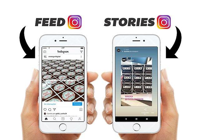 1 ARTE P/ FEED E STORIES