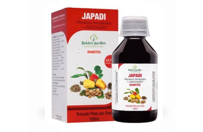Japadi 150ml - Belém Jardim