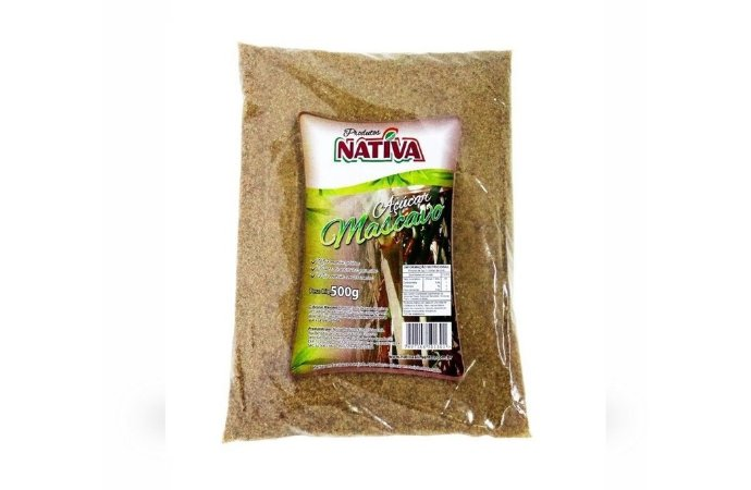 Açucar Mascavo 500g - Nativa