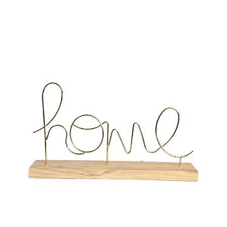 """Letras Decorativas """"home"""""""