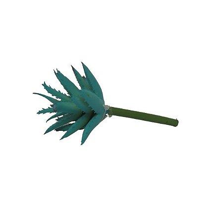 Suculenta 06737 Aloe Arborescens Azul Tiffany
