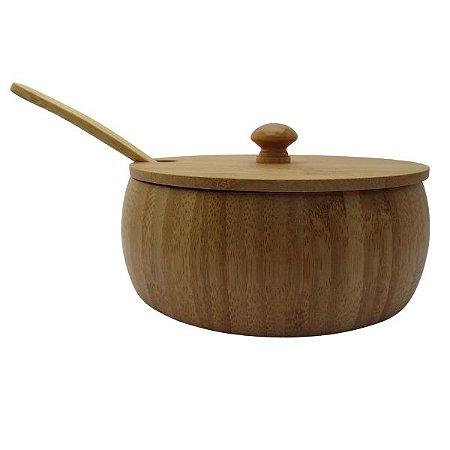 Farinheiro de Bambu Natural