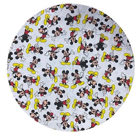Capa De Souplast Dupla Face Mickey/Mouse/Mickey PB 35cm diâmetro