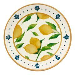 Prato Sobremesa Coup Capri