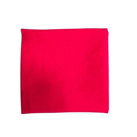 Guardanapo Tricoline - Vermelho Paixão Liso - Quadrado - 0,40 x 0,40 cm
