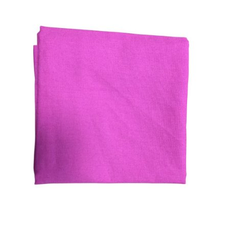 Guardanapo Tricoline - Rosa Chiclete Liso - Quadrado - 0,40 x 0,40 cm