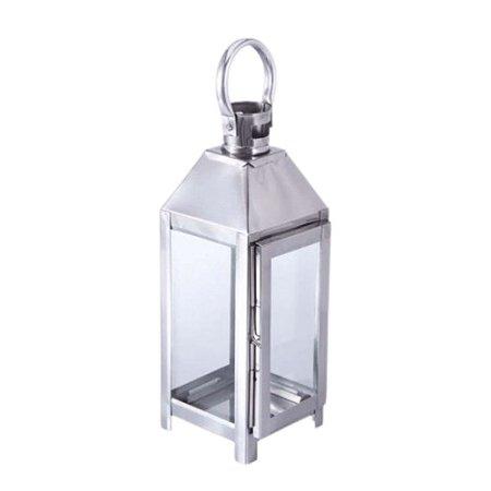 Lanterna Metal/Vidro