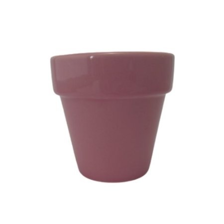 Vaso Cerâmica W323-100 Cachepot Pequeno Sortido Color