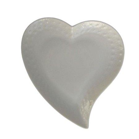 Mini Bandeja Decorativa de Coração