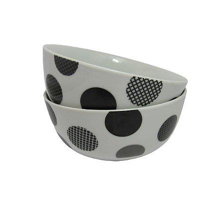 Bowl em Cerâmica Branco