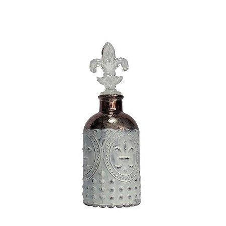 Perfumeiro Cobre em vidro