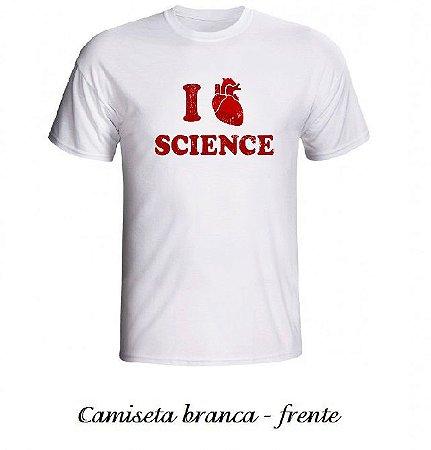Eu amo Ciência