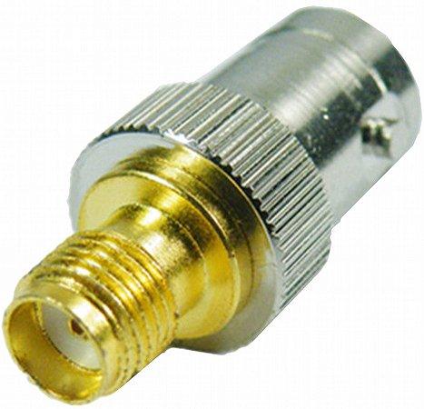 adaptador conector sma fêmea x bnc femea para radios baofeng uv5r 777s 888s uv82 uv8 uv6r uv6 rd5r dm5r plus