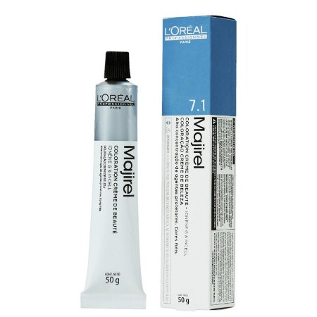 Majirel Coloração 50g - 7.1 Louro Acinzentado - L'Oréal