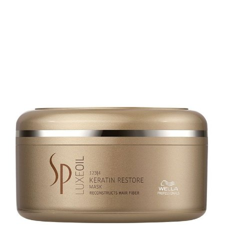 SP System Professional Luxe Oil Keratin Restore Máscara de Tratamento - 150ml