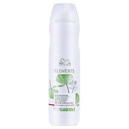 Elements Renewing Shampoo sem Sulfato 250ml - Wella Professionals