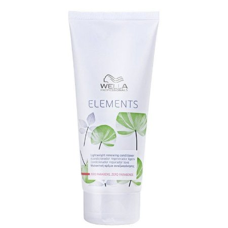 Elements Lightweight Renewing Condicionador 200ml - Wella Professionals