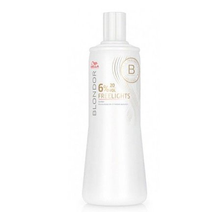 Oxidante Blondor Freelights 6% 20 Volumes 1000ml - Wella Professionals