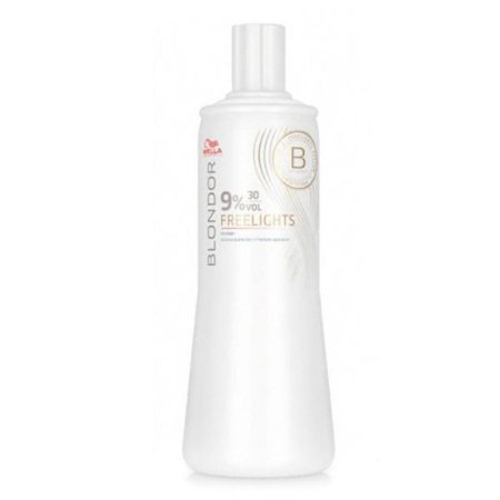 Oxidante Blondor Freelights 9% 30 Volumes 1000ml - Wella Professionals