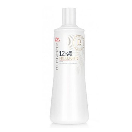 Wella Professionals Blondor Freelights Oxidante 12% 40 volumes - 1000ml