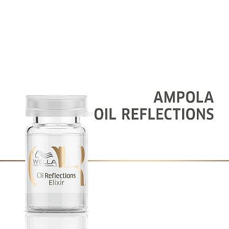 Oil Reflections Luminous Magnifying Elixir Sérum Ampola 10x6ml - Wella Professionals