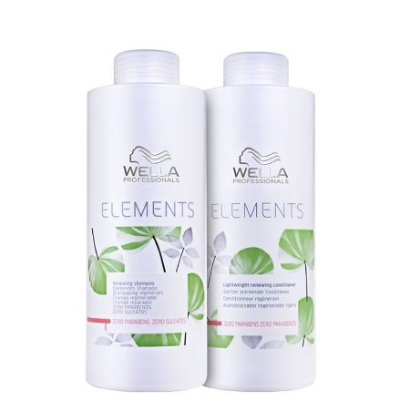 Kit Elements Renewing Duo Salon (2 Produtos) - Wella Professionals