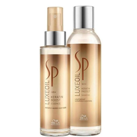 SP System Professional Luxe Oil Keratin Duo Kit