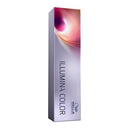Illumina Color 8/05 Louro Claro Natural Acaju 60ml - Wella Professionals