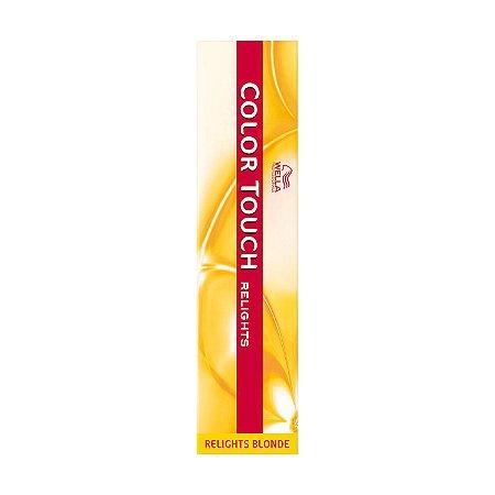 Tonalizante Color Touch Relights /03 Natural Dourado 60g – Wella Professionals