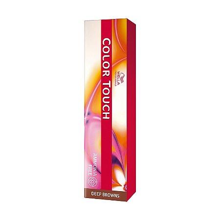 Tonalizante Color Touch 5/75 Castanho Claro Marrom Acaju 60g - Wella Professionals