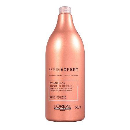 Absolut Repair Pós-Química - Shampoo - 1500ml - L'Oréal Professionnel