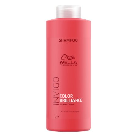 Invigo Color Brilliance Shampoo 1000ml - Wella Professionals