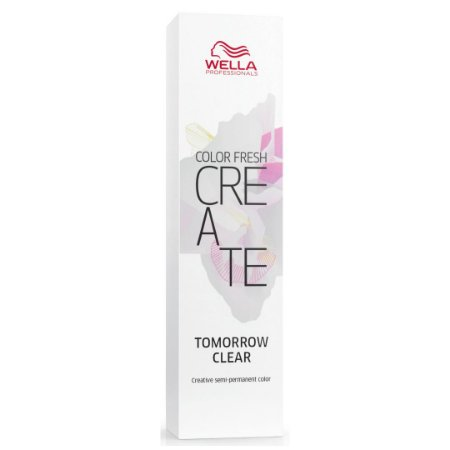 Base para Coloração Color Fresh Tomorrow Clear - Semipermanente 60G - Wella Professionals