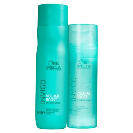 Invigo Volume Boost Duo (2 Produtos) - Kit Wella Professionals