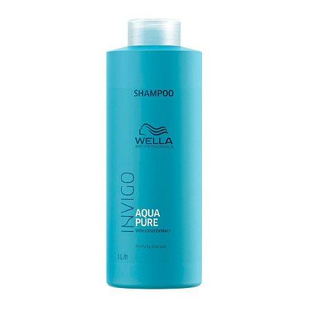 Invigo Balance Aqua Pure Shampoo Antirresíduos 1000ml - Wella Professionals