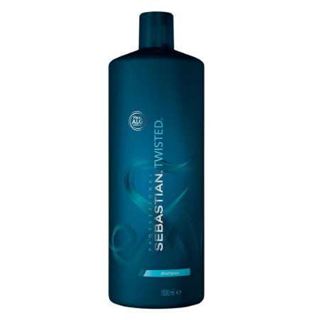 Twisted Elastic Cleanser Shampoo 1000ml - Sebastian Professional