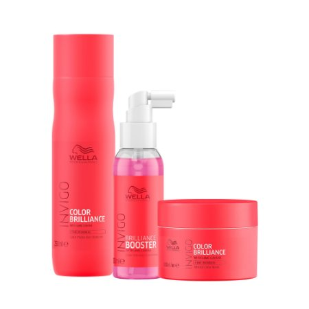 Invigo Color Brilliance Care (3 Produtos) - Kit Wella Professionals