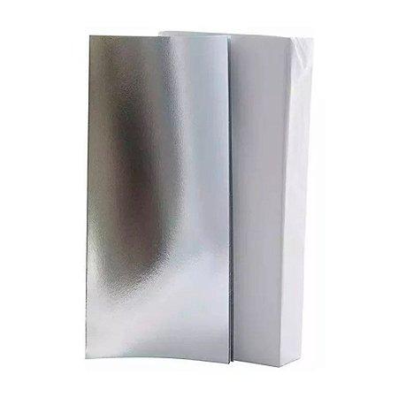 Papel Laminado para Mechas 11x25cm 1KG - VB Beauty