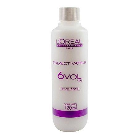 Revelador Diactivateur 1,8% 6 Volumes 120ml - L'Oréal Professionnel