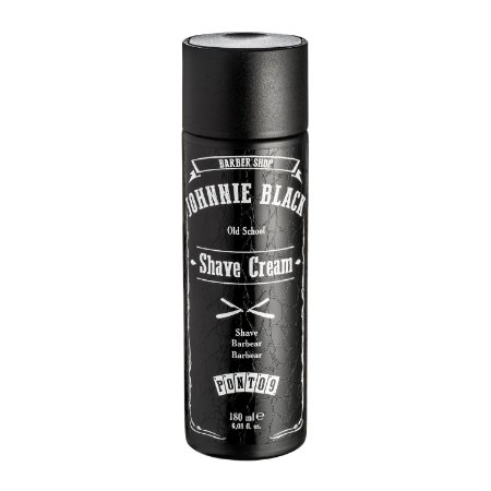 Creme de Barbear 180ml - Johnnie Black